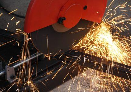 cięcie stali i metali kolorowych Kielce Tramet-2