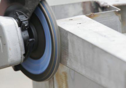 szlifowanie stali i metali kolorowych Kielce Tramet-2